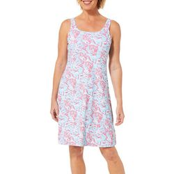 Columbia Womens PFG Freezer III Coastal Flowers Dress
