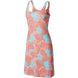 Columbia Womens PFG Freezer III Flower Print Dress