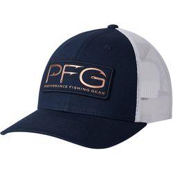 Columbia Womens PFG Mesh Ballcap Hat