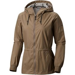 Columbia Womens Proxy Falls Solid Zippered Jacket