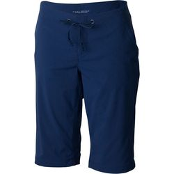 Columbia Womens Anytime Outdoor Bermuda Shorts