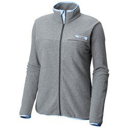 Columbia Womens Harborside Full Zip Fleece Jacket