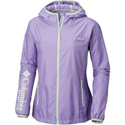 Columbia Womens PFG Tidal Windbreaker