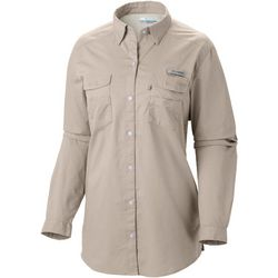 Columbia Womens PFG Bonehead II Long Sleeve Shirt