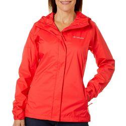 Columbia Womens Trail Queen Rain Jacket