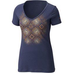 Columbia Womens Winter Medallion Short Sleeve T-Shirt
