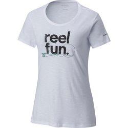 Columbia Womens PFG Reel Fun T-Shirt