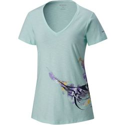 Columbia Womens PFG Marlin T-Shirt