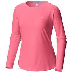 Columbia Womens PFG Zero Long Sleeve Shirt