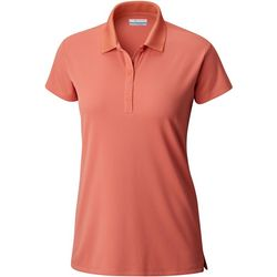 Columbia Womens PFG Innisfree Short Sleeve Polo Shirt