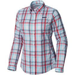 Columbia Womens PFG Super Lo Drag Long Sleeve Shirt