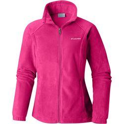 Columbia Womens Benton Springs Full Zip Jacket
