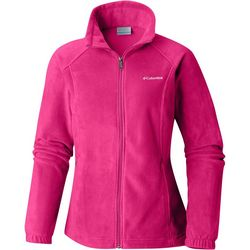 Columbia Womens Benton Springs Full Zip Jacket