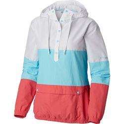 Columbia Womens PFG Harborside Windbreaker Jacket
