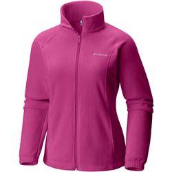 Columbia Womens Spring Fleece Zip Up Jacket