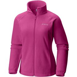 Columbia Womens Spring Fleece Zip Up Jacket
