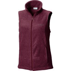 Columbia Womens Benton Springs Full Zip Vest
