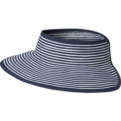 Columbia Womens Global Adventure Striped Packable Visor