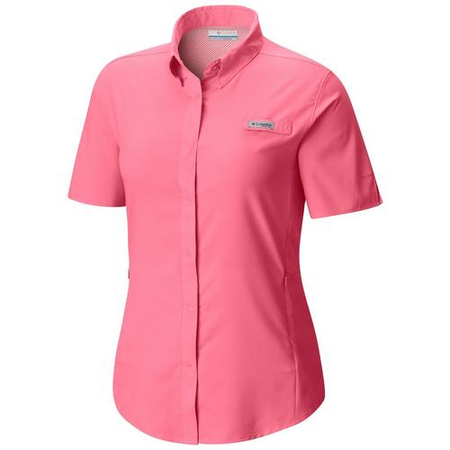 2a4496aa842 Columbia Womens PFG Tamiami II Short Sleeve Shirt | Bealls Florida