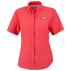 Columbia Womens PFG Tamiami II Short Sleeve Shirt