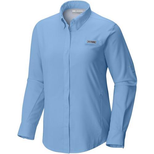 c10d8a583d2 Columbia Womens PFG Tamiami II Long Sleeve Shirt | Bealls Florida