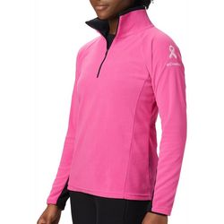 Columbia Womens Glacial Tested Tough Half Zip Jacket