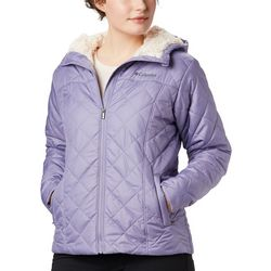 Columbia Womens Copper Crest Hooded Jacket