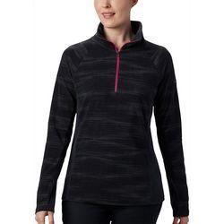 Columbia Womens Glacial IV Print Half Zip Jacket