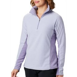 Columbia Womens Glacial IV Quilted Half Zip Jacket