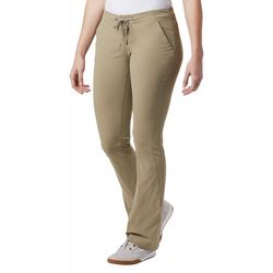 Columbia Womens Anytime Outdoor Boot Cut Pants