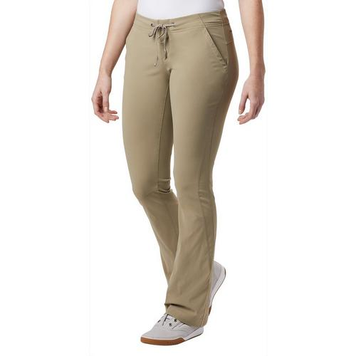 e2cc2f3a6ac86 Columbia Womens Anytime Outdoor Boot Cut Pants