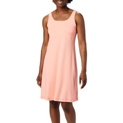 Columbia Womens Freezer II Solid Dress