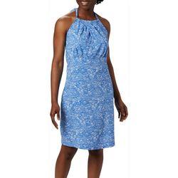 Columbia Womens Armadale II Waves Halter Top Dress