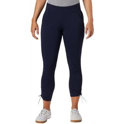 Columbia Womens Anytime Casual Ankle Pull On Pants