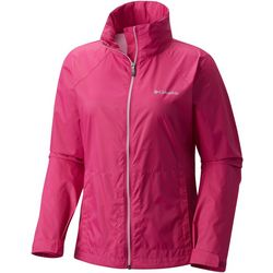 Columbia Womens Solid Switchback III Jacket