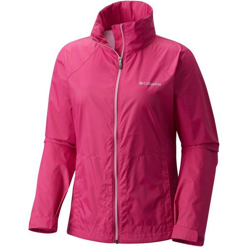 a0b8a04f341ad Columbia Womens Solid Switchback III Jacket