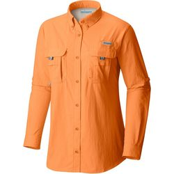 Columbia Womens PFG Bahama Long Sleeve Shirt