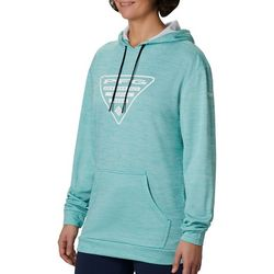 Columbia Womens PFG Tidal Graphic Fleece Hoodie