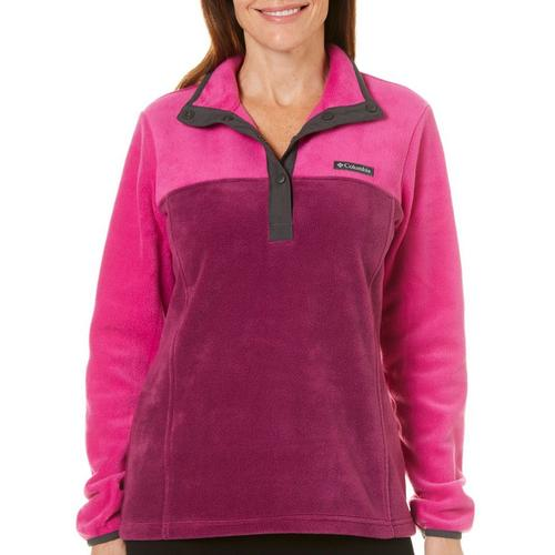 20032a594a4 Columbia Womens Three Lakes Fleece Pullover Jacket