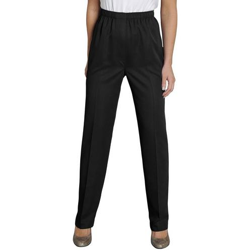 21f3545d5ef439 Alia Womens Microfiber Pull On Pants | Bealls Florida