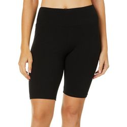 RBX Womens Solid Cotton Bike Shorts