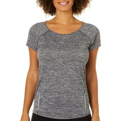 RBX Womens Mesh Back Space Dye Top