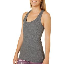 RBX Womens Heathered Racerback Tank Top