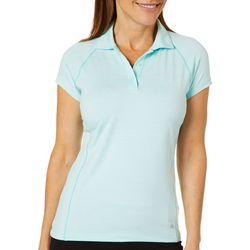 Etonic Womens Solid Polo Shirt