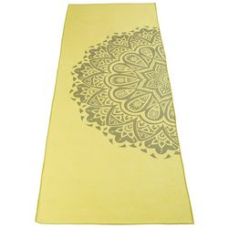 Great Bay Home Marrakesh Collection Starburst Yoga Towel