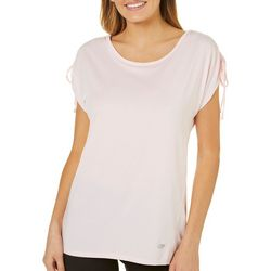Marika Womens Solid Summit T-Shirt
