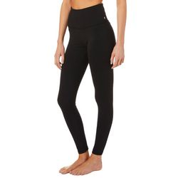 Marika Womens Elaine Solid Leggings