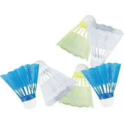 Franklin Sports Badminton 6-pcs. Birdie Set