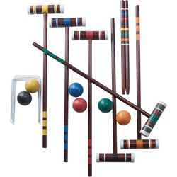 Franklin Sports Entry Level Croquet Set