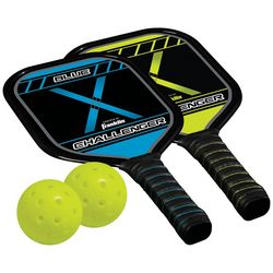 Franklin Sports Pickleball Performance Paddle & Ball Set